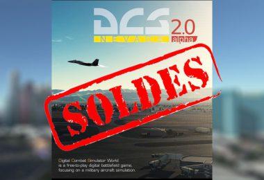DCS : Soldes d'automne 2018