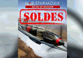 IL-2 Great Battles: Solde d'été du 15 au 31 Mai