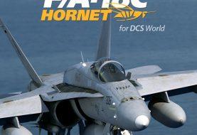 DCS World : F/A-18c dispo en mai