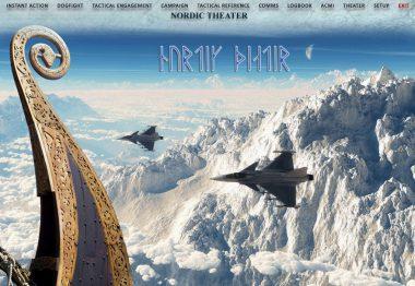 Nouvelle version (2.0) du théâtre Nordic pour Falcon 4.0