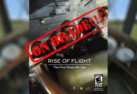 Rise of Flight : 75% de réduction sur  tout