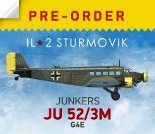 Pré-commande Yak 1b et JU 52