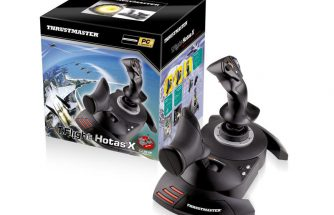 T.Flight Hotas X de Thrustmaster