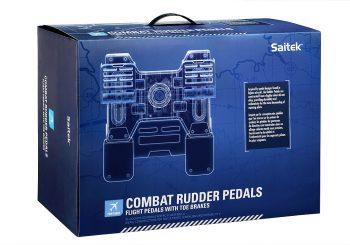 Saitek Combat Rudder Pedals