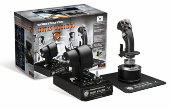 Preview Thrustmaster HOTAS  Warthog