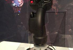 Thrustmaster E3 : Un Stick de F-18 pour le Hotas Warthog