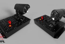 VIRPIL :  une nouvelle Throttle en approche : VPC MONGOOST-50 THROTTLE