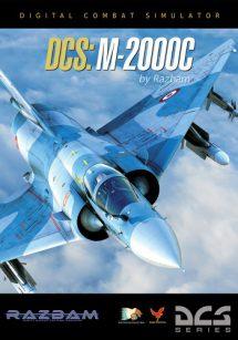 Dcs World : Razbam Mirage 2000c -Update