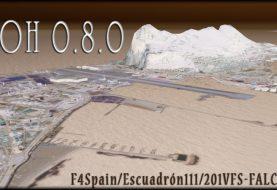 Théâtre inédit pour Falcon 4.0 : l'Espagne !