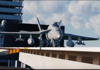 DCS World :  Preview  F/A-18C  Hornet