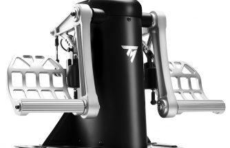 Thrustmaster TPR : disponible le 23/07/2018 pour 500 euros.