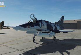 DCS mod freeware Community A-4E ca avance !!