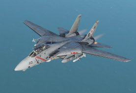 DCS F-14B : Premieres impressions (videos)