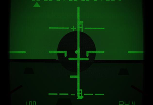 VDI en mode AIR AIR avec cible accrochée