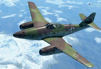 """Il-2 Great Battles: Patch 3.101 """"L' air du jet ! """""""
